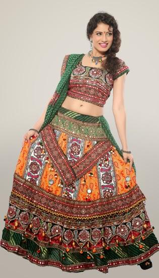 Toran Chaniya Choli For Navratri Festival 2013