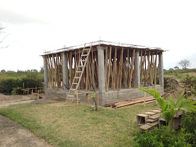 building a rental home on the coast of ecuador