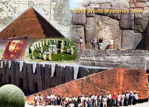 10 Insane Ancient Achievements that Science Can't Explain