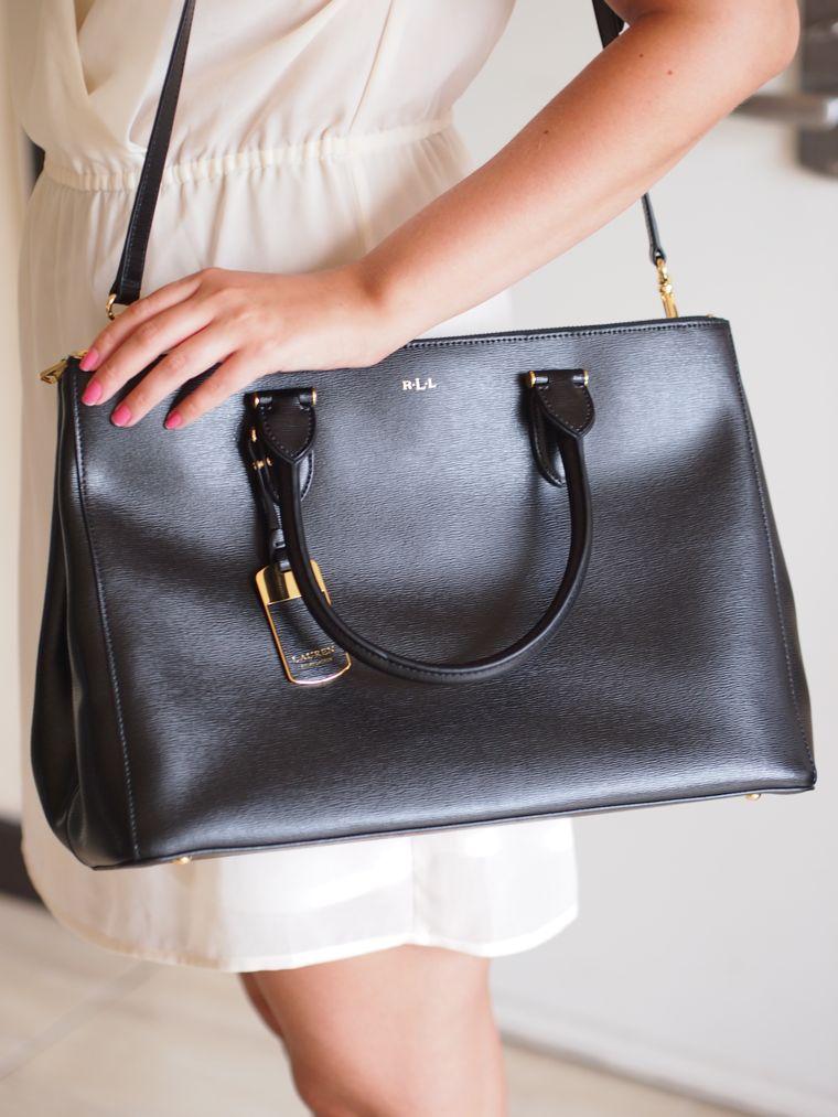 Longchamp Roseau Laukku Hinta : New bag from lauren ralph lindsay s diaries