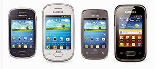 4 Daftar Harga hp Samsung Android dibawah 1 juta Terbaru 2014