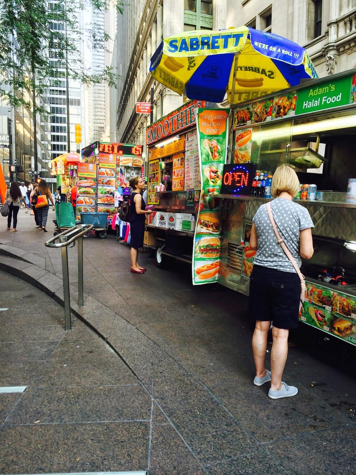 NY FOOD TRUCKS | TURISTAS POCO FRECUENTES