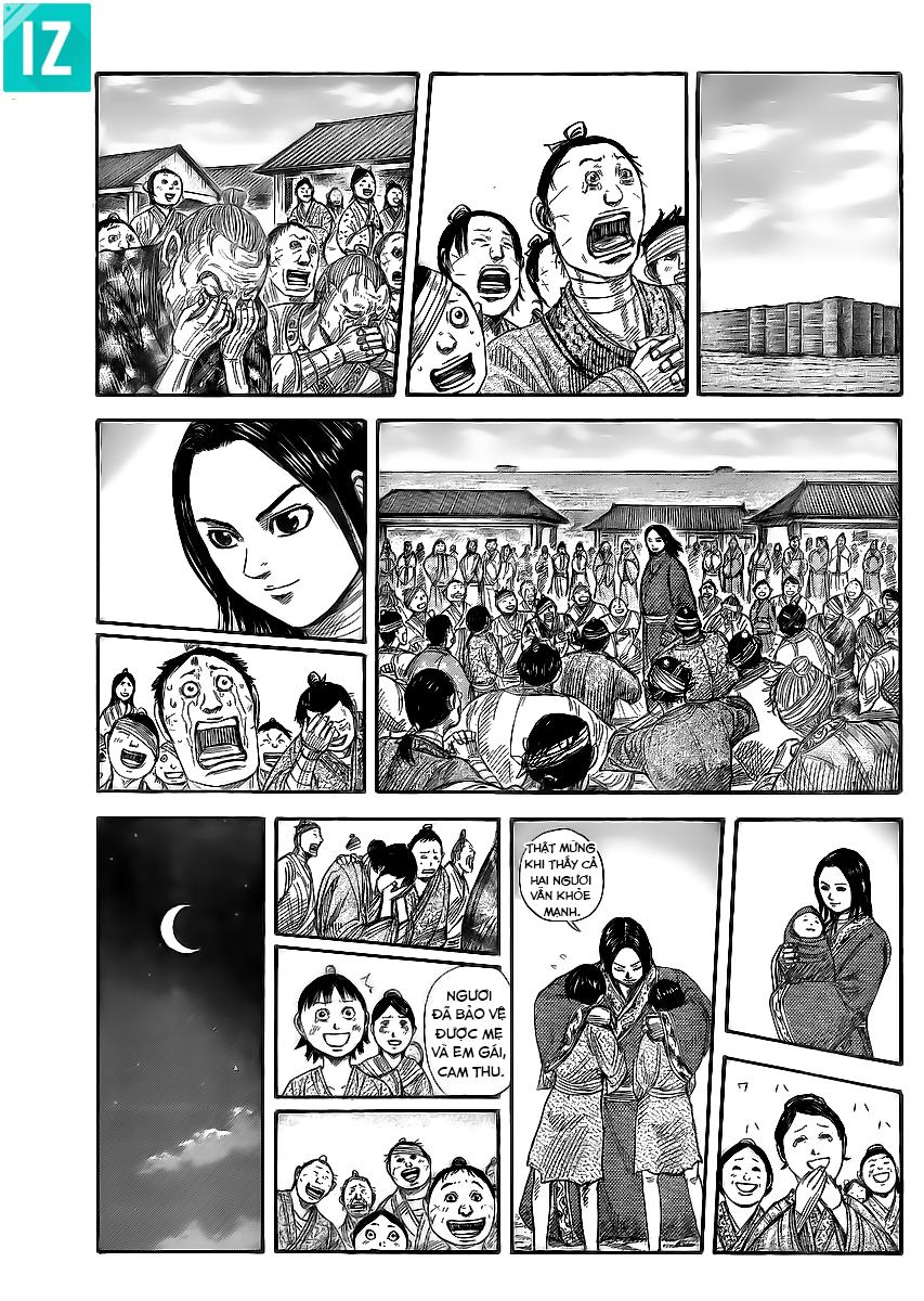 Kingdom - Vương Giả Thiên Hạ Chapter 354 page 2 - IZTruyenTranh.com