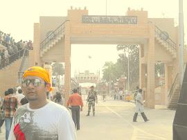 भारत पाकिस्तान सीमेवर २०११