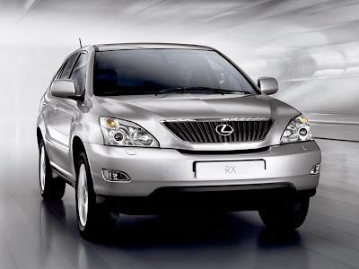 lexus rx 350 cars