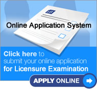 how to apply for prc exams online