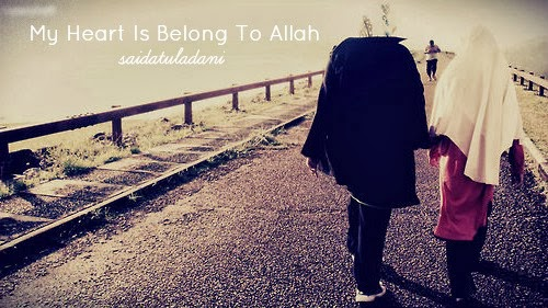 My Heart Is Belong To Allah