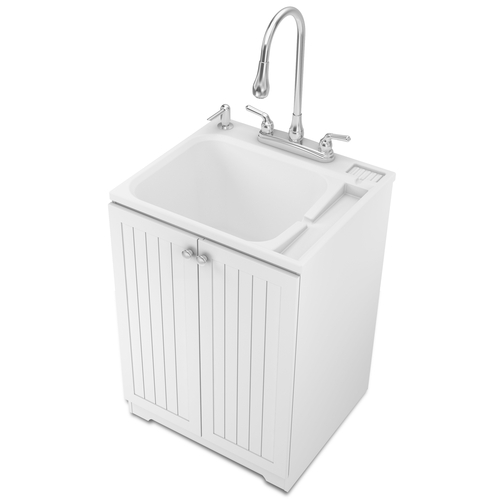 Small Laundry Tubs Sinks : ... laundry sink cabinet ebay http www ebay com au bhp laundry sink