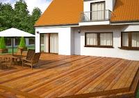 Projekty tarasów drewnianych - program do projektowania