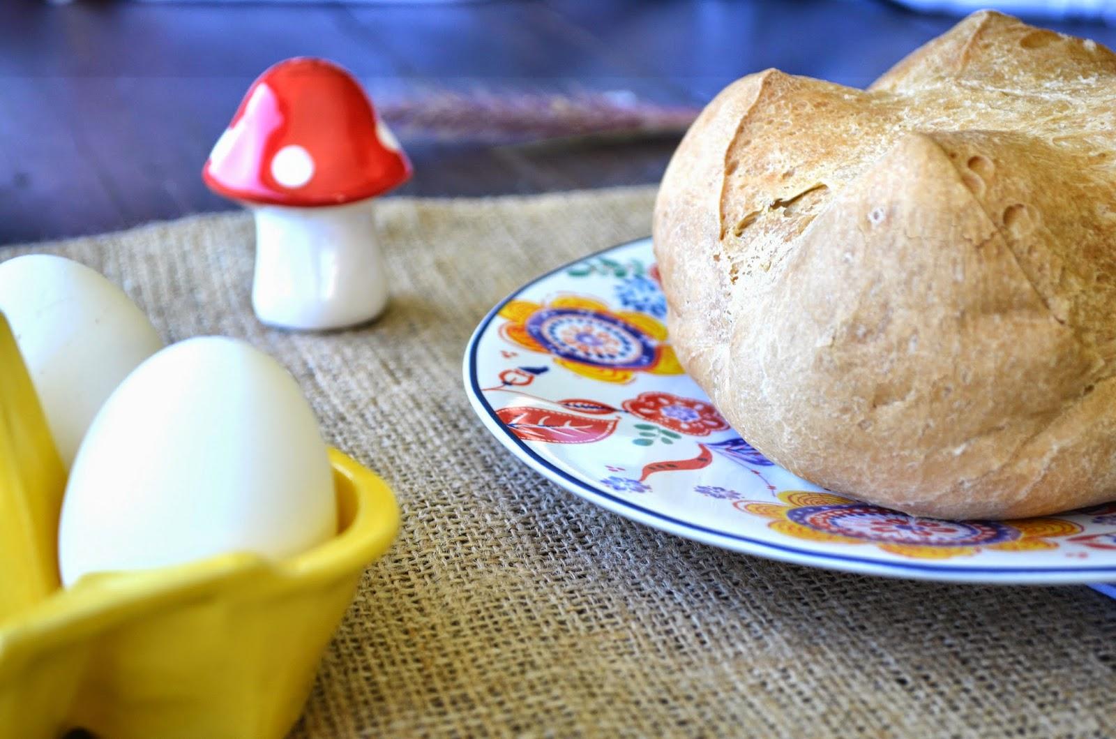 Huevos en tostada - receta