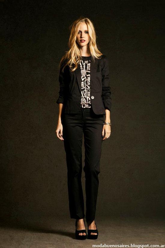 Otoño invierno 2013 blazers moda