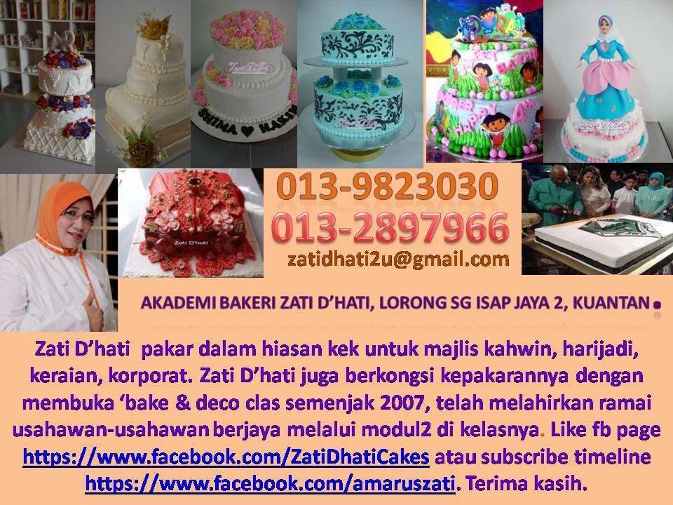 ZatiD'hati Fancylicious Cakes