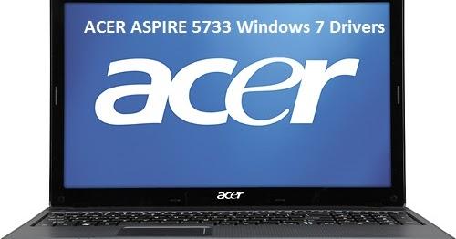 драйвера acer aspire 5733z windows 7