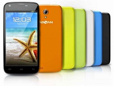 Smartphone baru advan, S4D GAIA