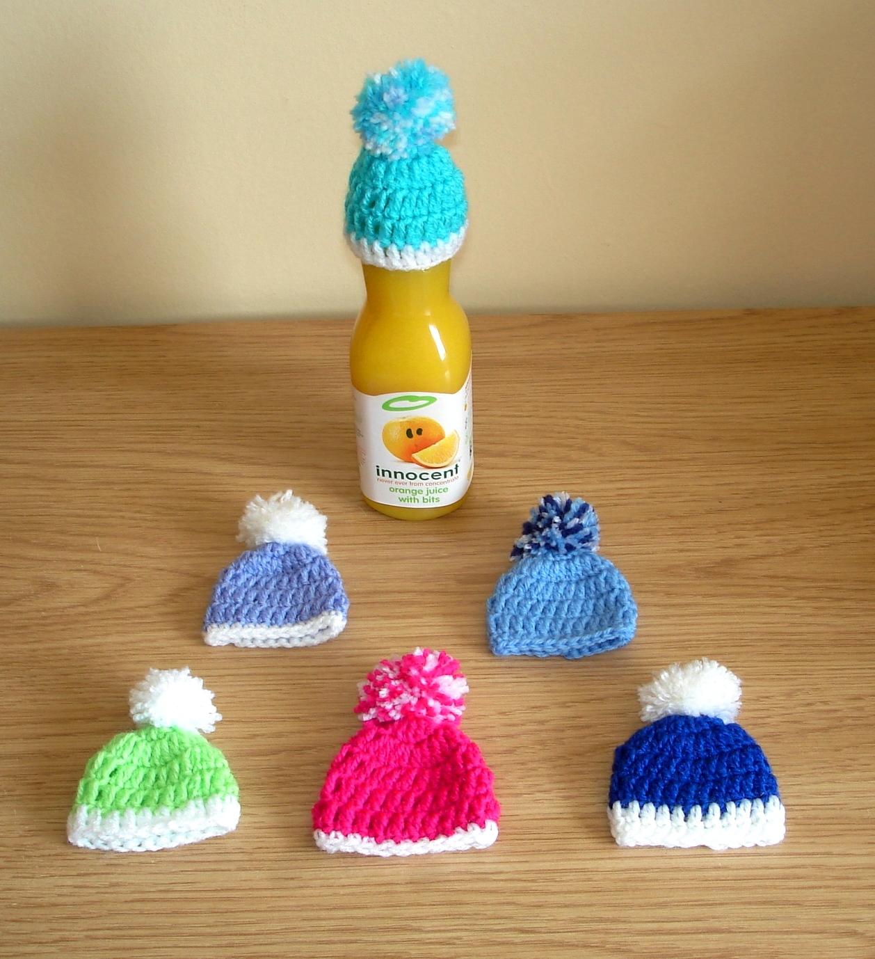mariannas lazy daisy days: AGE UK ~ Innocent Smoothie Hats