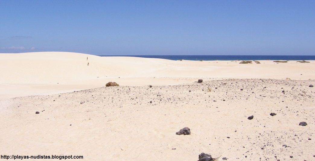 Grandes Playas de Corralejo (Fuerteventura, Canarias)