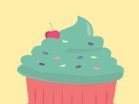 Template Blogger Gratis : Guik Cup Cake