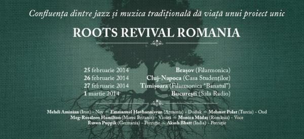 Roots Revival Romania, muzica unica