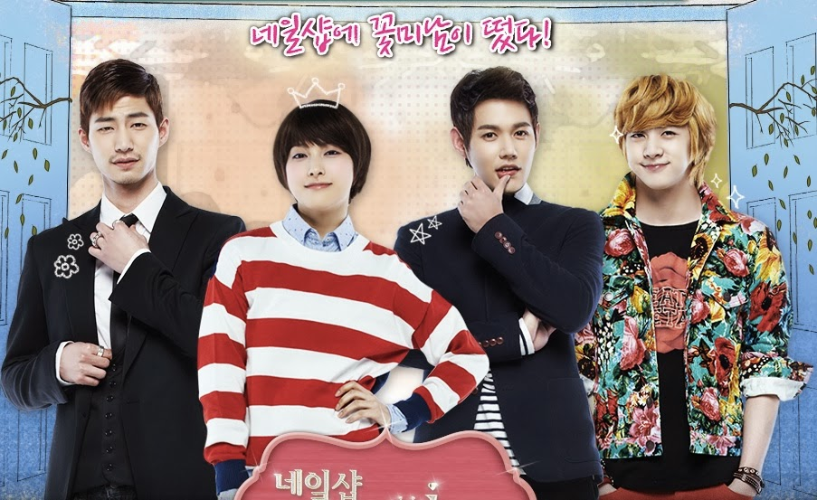 Review drama korea dating agency cyrano