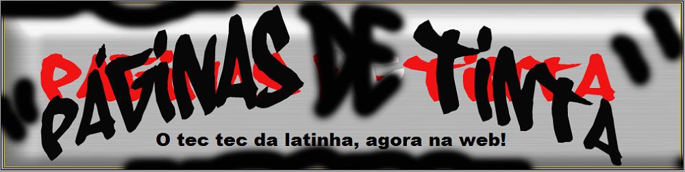 """"""" PÁGINAS DE TINTA """""""