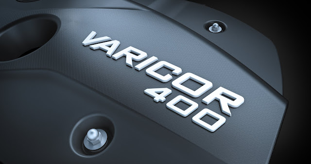 Tata Motors Varicor 400 engine