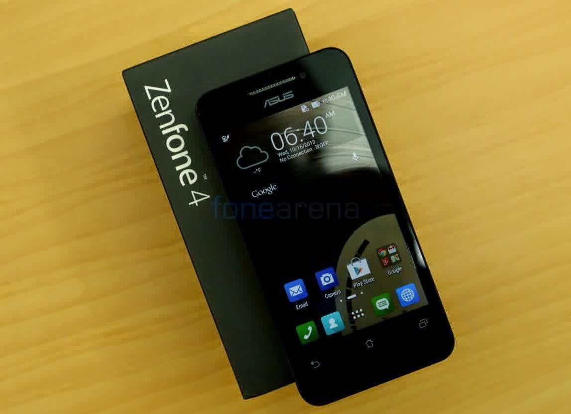 Cara Flash Asus Zenfone 4 Terbaru | Super Gampang!