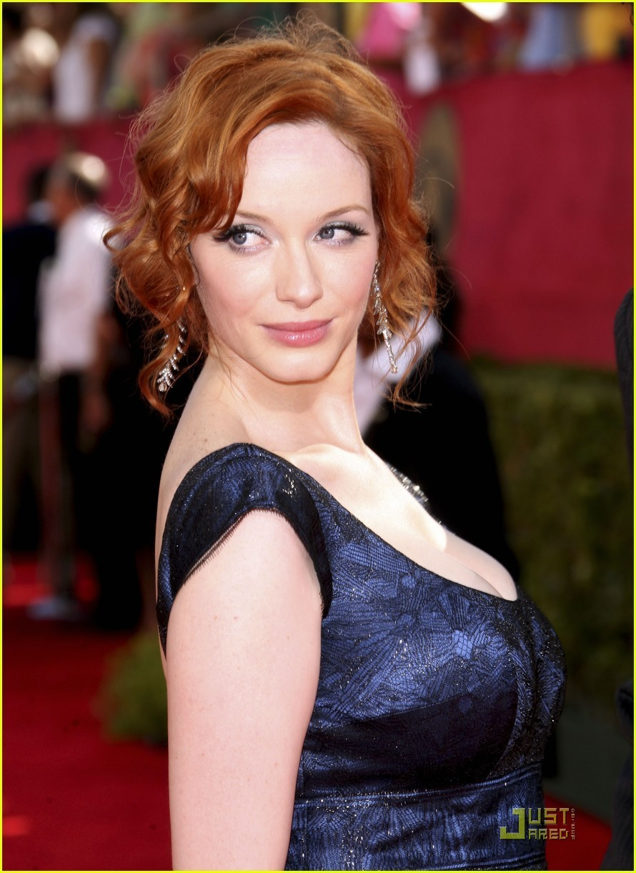 Christina Hendricks Bio   Pictures/images