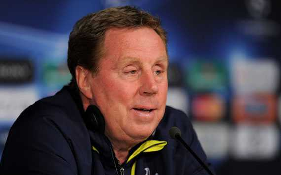 Harry Redknapp 07