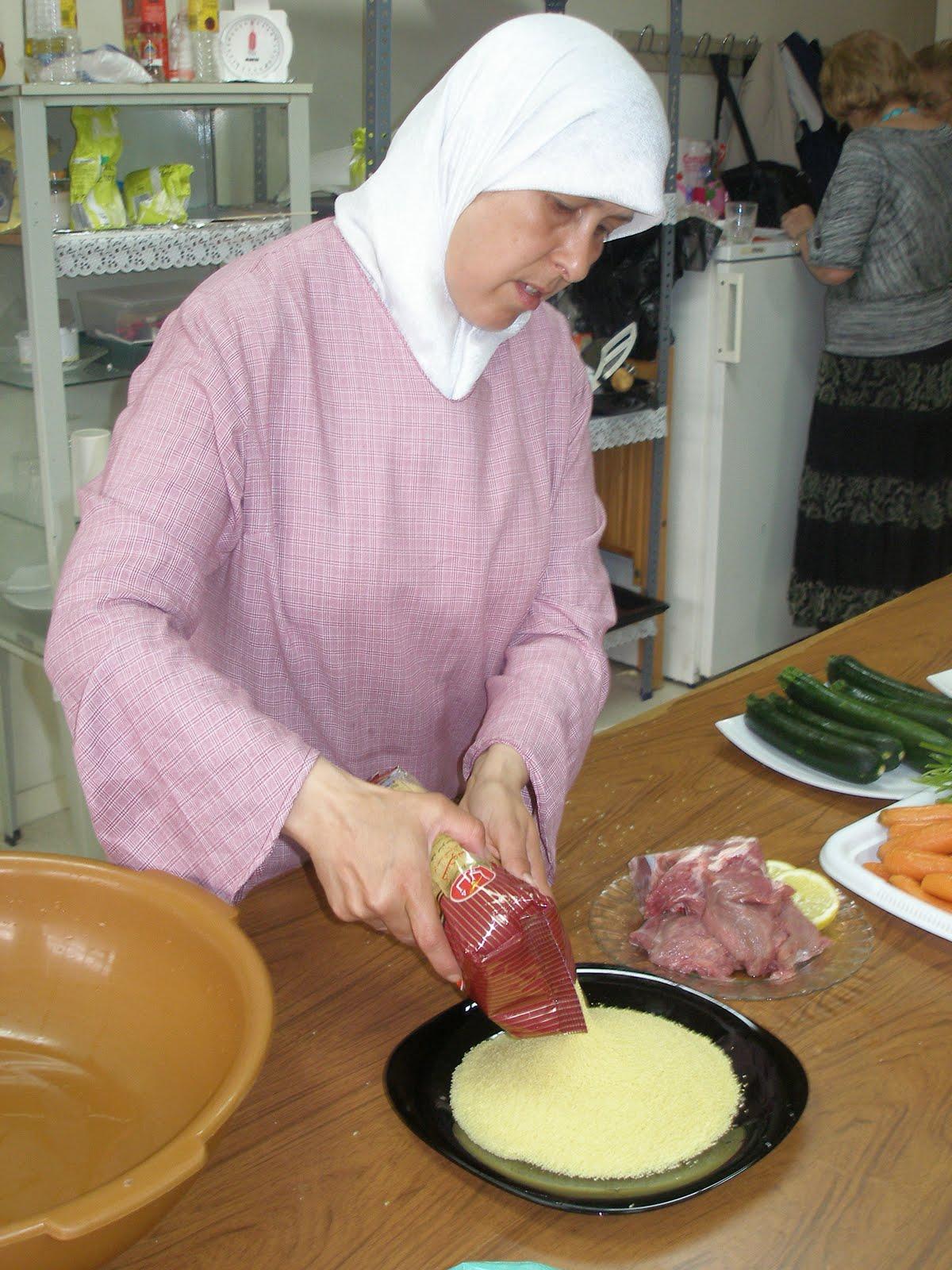 El blog de c ritas zaragoza primer post del curso de - Cursos de cocina zaragoza ...