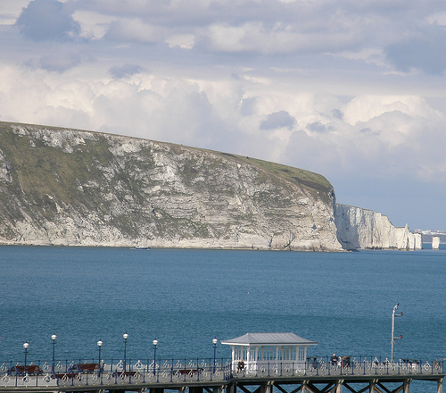 South Dorset Chalk Cliffs