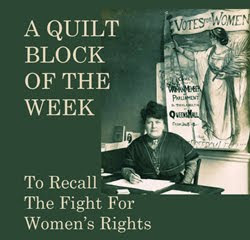 To Recall The Fight For Women's Rights