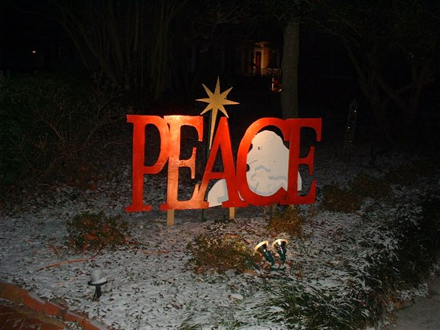 Large plastic outdoor globe lights large free engine for Large outdoor christmas signs