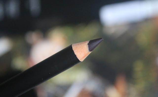 сливовый карандаш для глаз - грифель