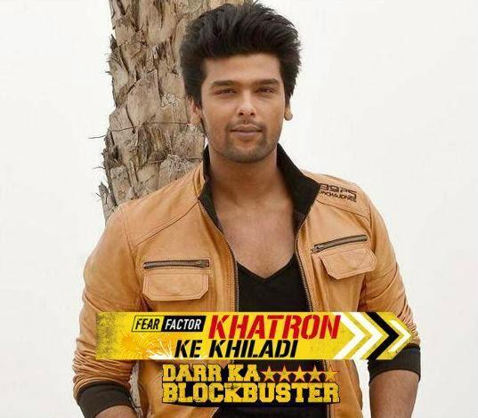Kushal Tondon in Fear Factor Khatron Ke Khiladi