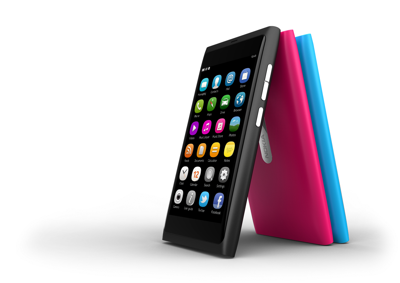 Nokia N9 Review, Mobile Swipe and Stylish | I - Celebes