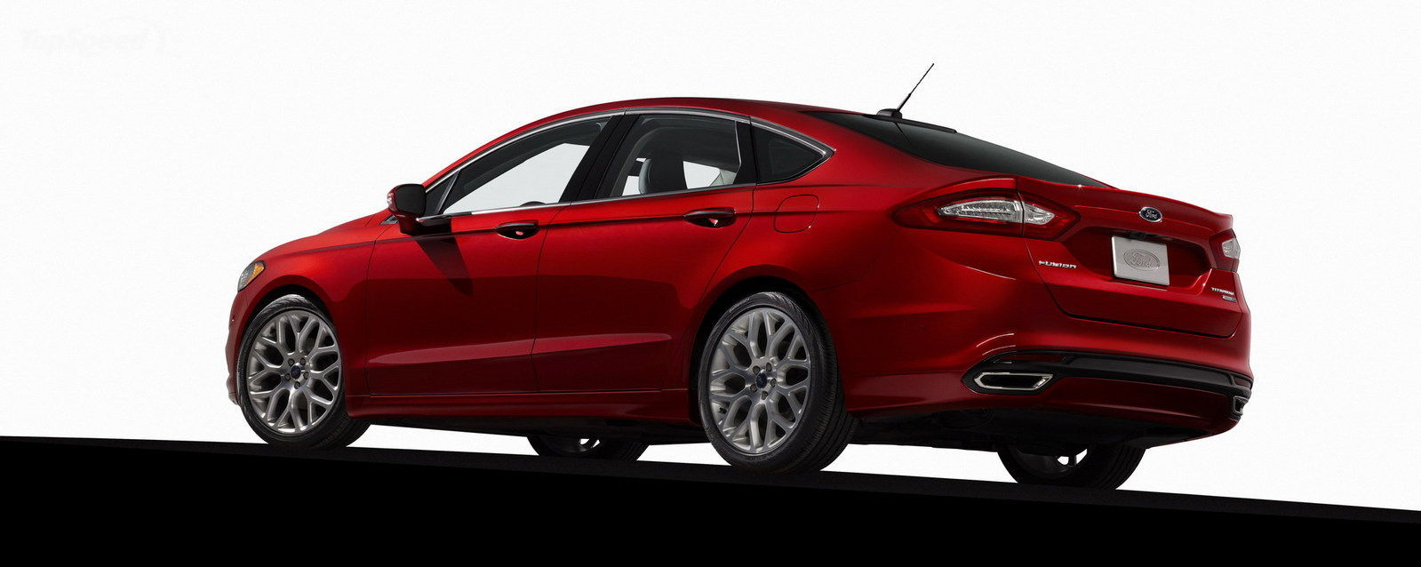 car in 2013 Ford Fusion