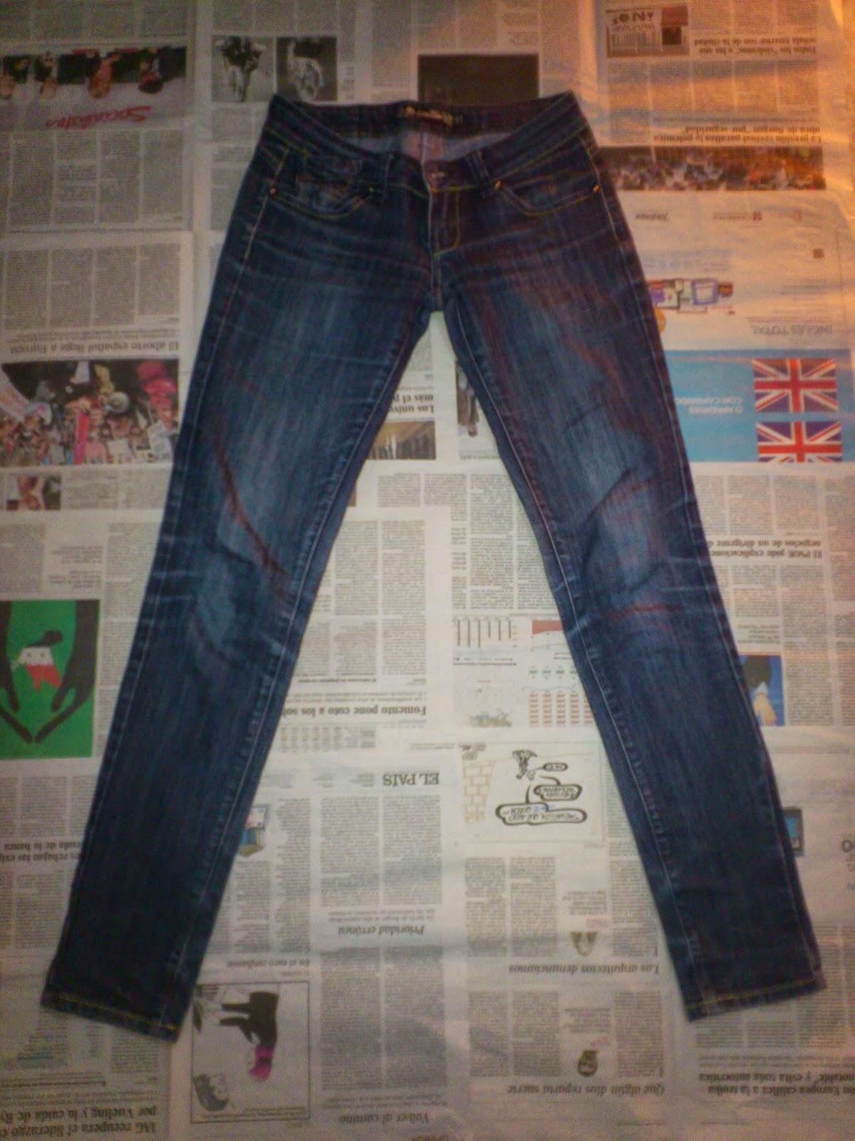 Reciclatex Cómo convertir tus jeans en multicolor