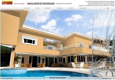Pin tintas suvinil cat logo cores ajilbabcom portal on - Simulador de casas ...