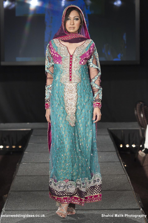 Pakistan Fashion Extravaganza 2011} Ayesha Ibrahim - Asian Wedding Ideas