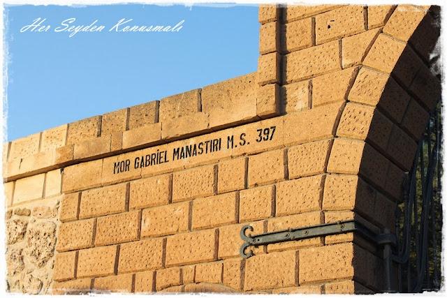 Mor Gabriel Manastırı, Midyat