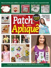 Revista PatchApliquê  Ed. Minuano