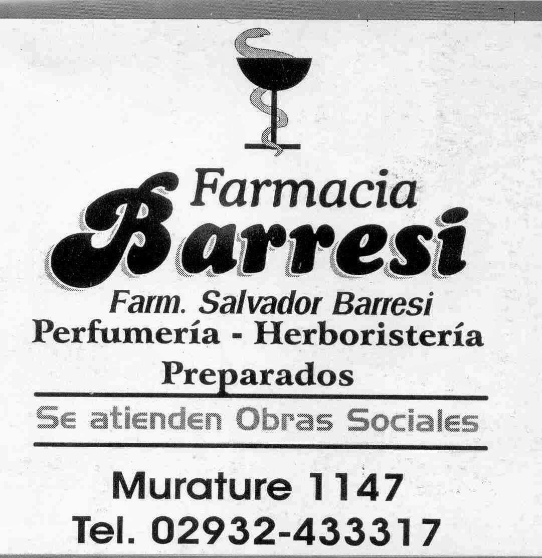 Farmacia Barresi