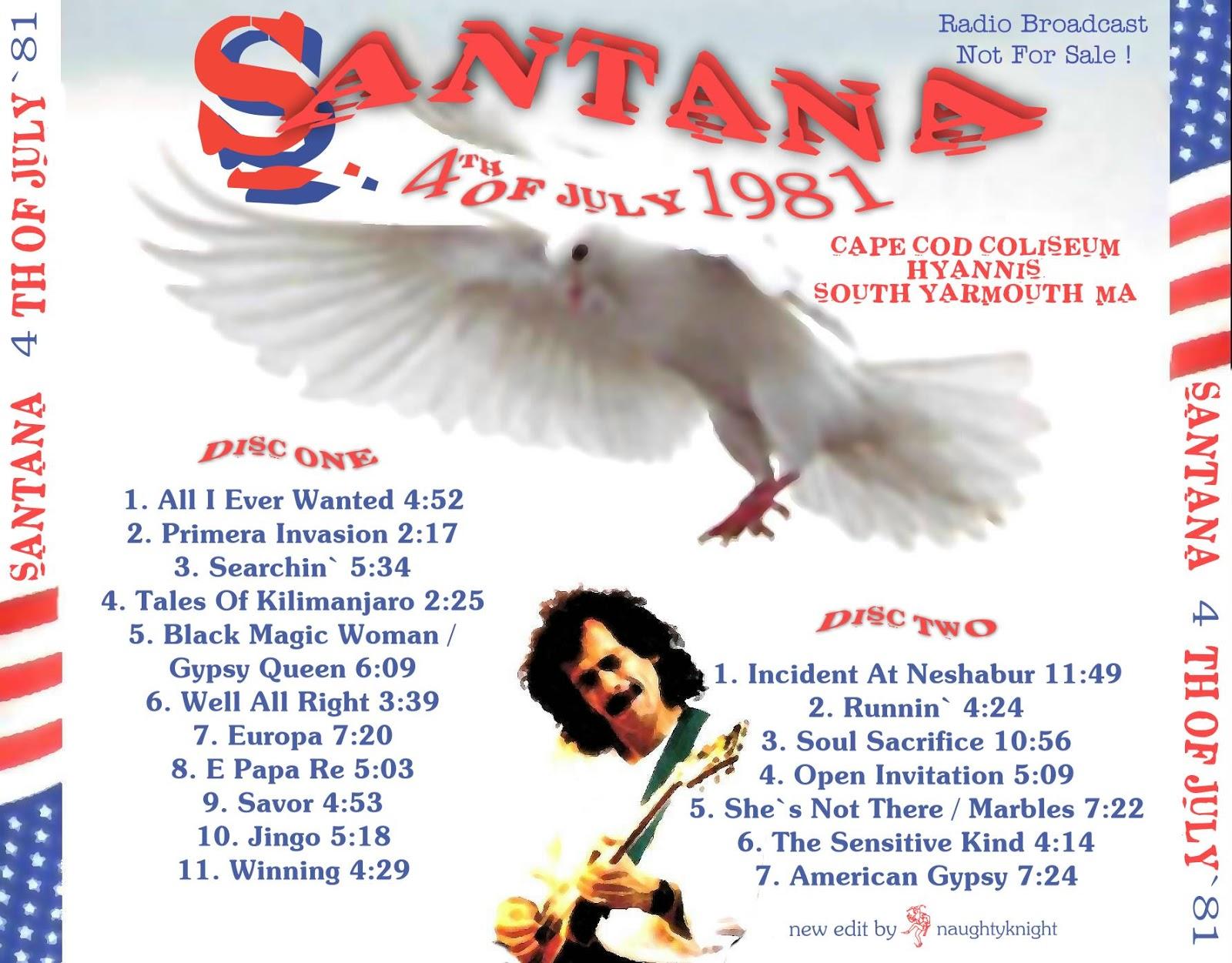 Open Invitation Santana was best invitations example