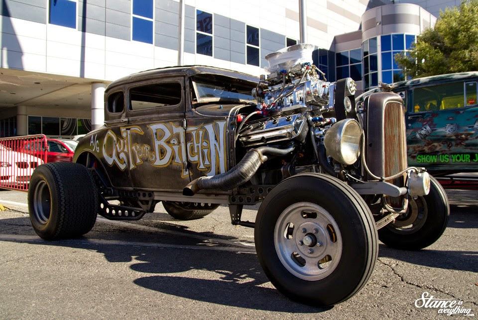 Rusty Dodge Truck >> dWrenched - Kustom Kulture and Crazy Bikes: WELDERUP RODZ @ SEMA 2014