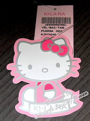 hello kitty shopping in hong kong sogo kilara