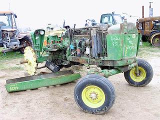 used john deere 4020 parts