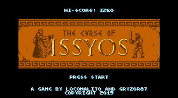 Curse of Issyos [Locomalito]