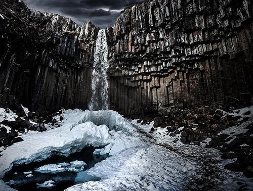 El Muro de Islandia