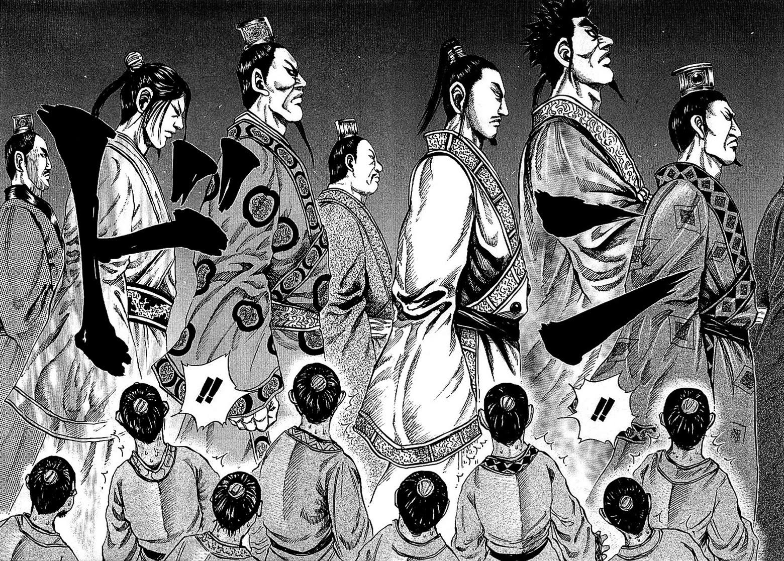 Kingdom – Vương Giả Thiên Hạ (Tổng Hợp) chap 97 page 11 - IZTruyenTranh.com