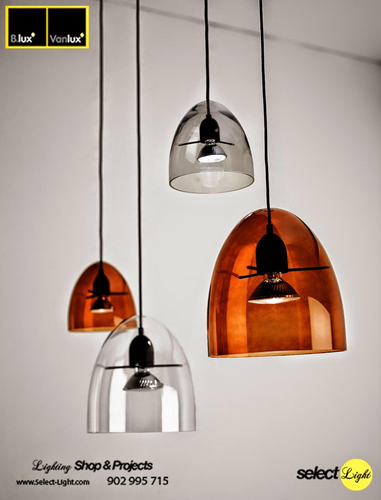 Comprar lampara centra B-lux